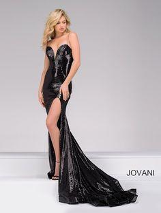 2dfaccb8677 Jovani 40436. Black Prom Dresses