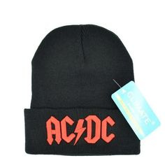 417f41435a8da ACDC Beanie - Winter Hat