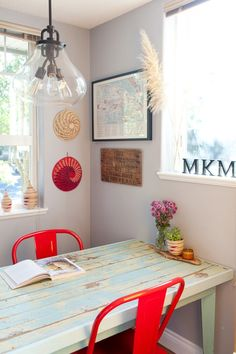 Melissa & Ramzy's Colorful, Creative Canadian Home