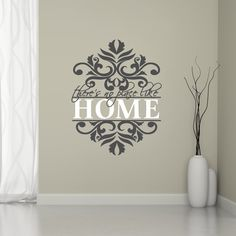 Welcome To Our Lake Home Wall Decals Home Lakes And Entryway Wall - Wall decals entryway