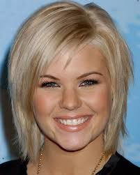 short haircuts for women with thick hair - Google Search