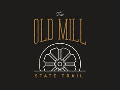 ArtCrank Poster Progress - Old Mill by Sean Ryan Cooley