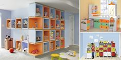 12 Storage Solutions for Kids' Rooms