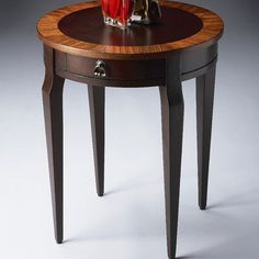 Butler Cherry Nouveau End Table