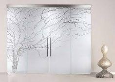 Resultado de imagen de puertas de cristal correderas