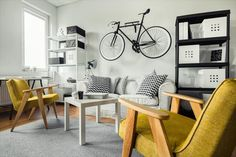 Grote voorjaarsschoonmaak: de woonkamer