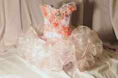 Infant Cupcake Beauty Dress for Pageant by GlitzNGlamPageantry, $195.00