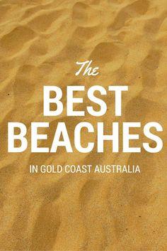 Best Beaches in Gold Coast Australia