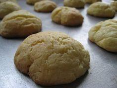 Biscotti estivi al limone