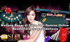 Untuk mengalahkan bandar ada beberapa trik yang bisa digunakan ketiak kalian bermain di situs judi domino online indonesia dengan minimal deposit 10rb.