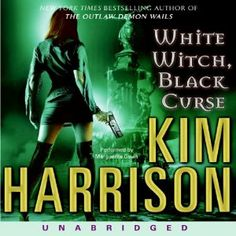 White Witch, Black Curse by @Kim Harrison - Audiobook narrated by Marguerite Gavin