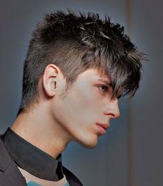 Gay guy teen haircuts