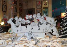 http://www.handmadecharlotte.com/wp-content/uploads/2015/01/Window-display-at-L%E2%80%99Illustre-Boutique-Paris-by-French-illustrator-Knapfla1.jpg
