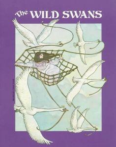 The Wild Swans by Hans Christian Andersen http://www.amazon.com/dp/0893754811/ref=cm_sw_r_pi_dp_KuNEvb1V147V7