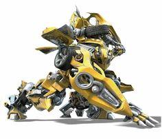Bumble-bee haciendo flexiones (? #Transformers #Decepticon #Autobots