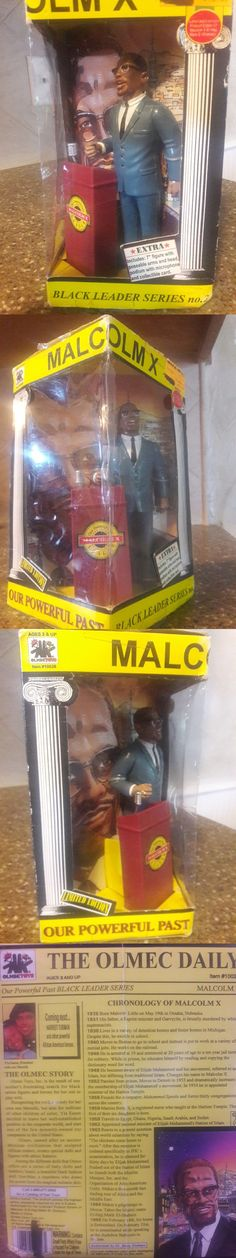 Historical Figures 175694: Malcom X Action Figure - Ultra Rare -> BUY IT NOW ONLY: $1000 on eBay!