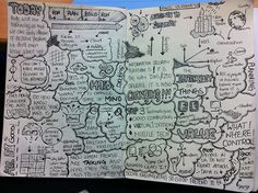 Sketchnotes from Hewlett-Packard 23rd Colloquium on Information Security by maccymacx, via Flickr