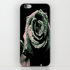 Sparkling Rose iPhone & iPod Skin