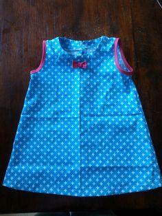 Toddler dress - peuter jurkje