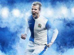 Blackburn Rovers Home Shirt 2013-14 Nike
