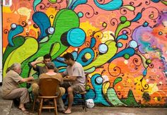 Sao Paulo Wants to Protect Graffitoed Walls Now That Tate Calls It Art - Marcos Issa/Bloomberg News