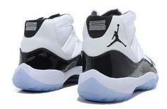 super popular 6ba76 7c086 ... low cost nike air jordan 11 xi retro concord mens shoes white black  dark concord 2fbb2