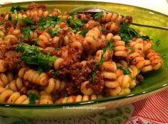 Fusilli Salsa Ricca « Mouthwatering Vegan Recipes™.