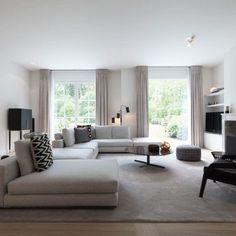 The Bad Side of Modern Sofa Living Room Furniture Design - walmartbytes Home And Living, Room Design, Interior Design, House Interior, Minimalist Living Room, Modern Sofa Living Room, Living Room Inspiration, Home, Interior