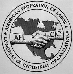The American Federation of Labor. Let the U.S know of the increase in unemployment.