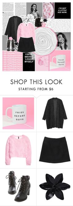 """you're so art deco, out on the floor // inspired by lili! xo // #237 ~ 020417"" by elliebonjelly ❤ liked on Polyvore featuring Ellie Ellie, Monki, H&M, ASOS and ZIG-ZAG"