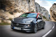 Novo Opel ADAM S: desportivo na cidade e na serra