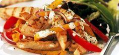 Recipes & menus | Slimming World Cajun Chicken Salad, Recipe Boards, Food Menu, Slimming World, Main Meals, Spicy, Meat, Lunch Ideas, Ethnic Recipes