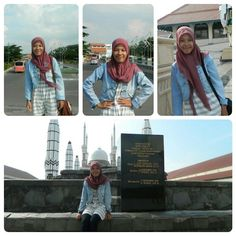 #jalan2men #vacation #semarang #masjidagung
