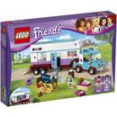 """Lego Friends: Horse Vet Trailer (41125) 41125 Drive to all the horse events in Heartlake with Aunt Sophie and her special Horse Vet Trailer, and be on call to help injured ponies right away! Olivias grey dapple horse has taken a knock""""help Sophie http://www.MightGet.com/january-2017-11/lego-friends-horse-vet-trailer-41125-41125.asp"""