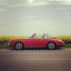 You might need a new Porsche Targa--as nice as they are. You might just need a classic Porsche Targa, with the old air-cooled engine, like this one. It's summer. Enjoy yourself and your drive.