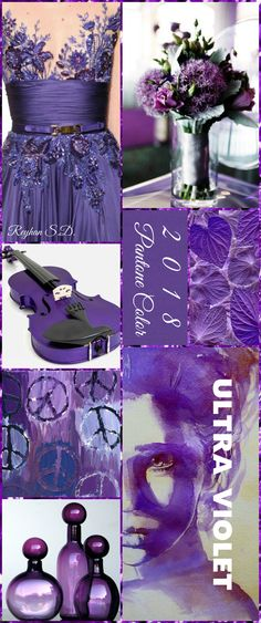 You Can Know Raise Your Lightsabers and Contemplate The Rise Of The New Pantone Color Of The Year The Cosmic Ultra Violet! If you've been waiting all year round to know Pantone's Color of The Ye Purple Love, Purple Lilac, All Things Purple, Shades Of Purple, Magenta, Color Trends 2018, 2018 Color, Mode Inspiration, Color Inspiration