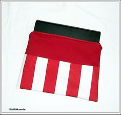 Laptophülle/ Notebook für 15 Zoll - StoffAkzente Taschen und Accessoires