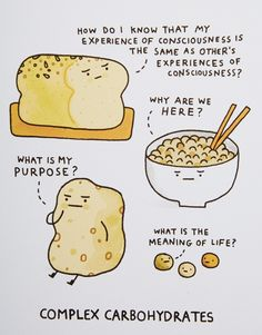 /// complex carbohydrates