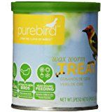 PureBird Wax Worm Treat for Wild Birds, 2.4-Ounce *** See this great product.