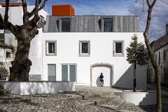 Gallery of Transforma Art Studios / Pedro Gadanho + CVDB arquitectos - 1