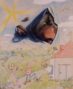 Magritte, Canvas Artwork, Cool Artwork, Group Art Projects, Surrealism Painting, Modern Metropolis, Ap Art, Process Art, Art Portfolio