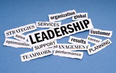 Words associated with leadership   Image source: Websocialinteractive.com