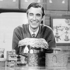 MR ROGERS  One of the sweetest ministries and mentor to many lost generations.