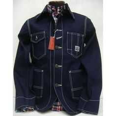 JOE McCOY(ジョーマッコイ) by THE REAL McCOY'S [8HOUR UNION COVERALL JACKET Lot.111]