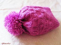 Caciulita Cristina Knitted Hats, Beanie, Knitting, Fashion, Moda, Tricot, Fashion Styles, Breien, Stricken