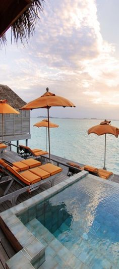 Anantara Dhigu Resort & Spa Maldives. Get a rest and enjoy every moment to chill at this island