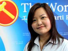 Lee Li Lian: Member of Parliament of Punggol Eas ,Singapore  http://www.nationsroot.com/singapore/members-lee-li-lian  #politics #government #singapore