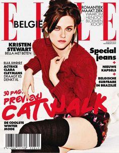 Kristen Stewart, Elle Magazine [Belgium] (1 August 2010)