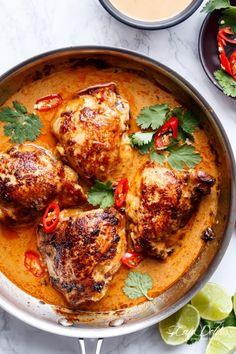 EASY THAI SATAY CHICKENReally nice recipes. Every hour.Show me  Mein Blog: Alles rund um Genuss & Geschmack  Kochen Backen Braten Vorspeisen Mains & Desserts!