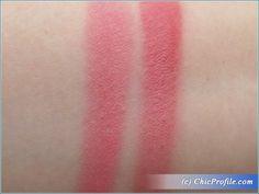 MustaeV Pink Bikini Eyeshadow Review, Swatches, Photos